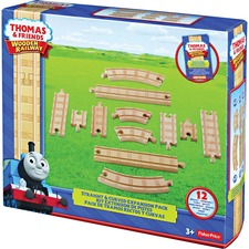 FIP Y4089 Fisher Price Thomas/Friends Str/Curved Expansn Pk FIPY4089