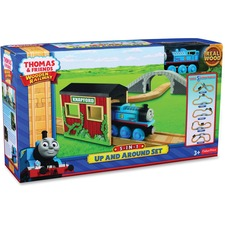 FIP Y4418 Fisher Price Thomas/Friends Up/Around Train Set  FIPY4418