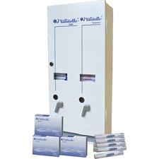 IMP 25160100 Impact Dual Vendor Hygiene Dispenser IMP25160100