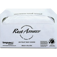 IMP 25177673 Impact Toilet Seat Covers IMP25177673