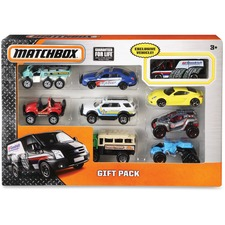 MTT X7111 Mattel Matchbox Gift Pack Collectible Set MTTX7111