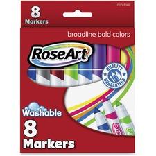 RAI CYC13 RoseArt Ind. Broadline Washable Markers RAICYC13
