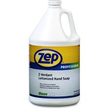 Zep Commercial Z-Verdant Lotionized Hand Soap