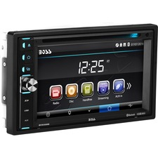 Boss Audio BV9358B Car DVD Player - LCD