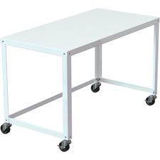 LLR 34418 Lorell Mobile RTA Desk LLR34418