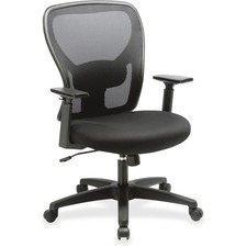 LLR 83307 Lorell Soho Mid-back Task Chair LLR83307