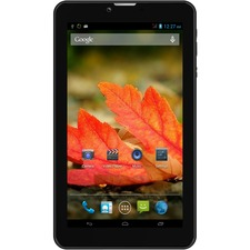 "Zeepad Tablet - 7"" - 512 MB DDR3 SDRAM - MediaTek Cortex A7 MT8312 Dual-core (2 Core) 1.30 GHz - 4 GB - Android 4.4 KitKat - 1024 x 600 - 3G - Black"