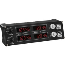 Saitek Pro Flight Radio Panel for PC - Cable - USB - PC