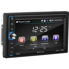 """Planet Audio P650MB Car Flash Video Player - 6.5"""" LCD"""