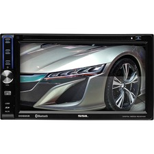 "SSL DD665B Car DVD Player - 6.5"" Touchscreen LCD - Double DIN"