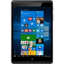 "HP Pro Tablet 608 G1 Tablet - 7.9"" - 4 GB LPDDR3 - Intel Atom x5 x5-Z8550 Quad-core (4 Core) 1.44 GHz - 64 GB - Windows 10 Pro 64-bit - 2048 x 1536 - BrightView - 4G"