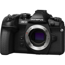Olympus OM-D E-M1 Mark II 20.4 Megapixel Mirrorless Camera Body Only - Black