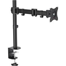 "Horizon AEB-15 Desk Mount for Monitor - Black Powder Coat - 1 Display(s) Supported27"" Screen Support - 7.98 kg Load Capacity - 75 x 75 VESA Standard - 1 Each"