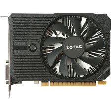 Zotac GeForce GTX 1050 Graphic Card - 1.35 GHz Core - 1.46 GHz Boost Clock - 2 GB GDDR5 - PCI Express 3.0 - Dual Slot Space Required