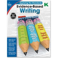 CDP 104823 Carson Grade K Evidence-Based Writing Workbook CDP104823