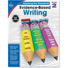CDP 104825 Carson Grade 2 Evidence-Based Writing Workbook CDP104825