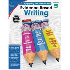 CDP 104828 Carson Grade 5 Evidence-Based Writing Workbook CDP104828