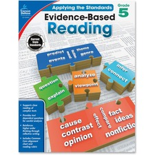 CDP 104834 Carson Grade 5 Evidence-Based Reading Workbook CDP104834