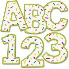 "CDP 130074 Carson School Pop 4"" EZ Letters CDP130074"