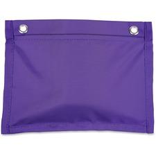 CDP 158562 Carson Purple Board Buddies Pocket Chart CDP158562