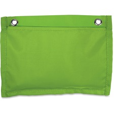CDP 158564 Carson Lime Board Buddies Pocket Chart CDP158564