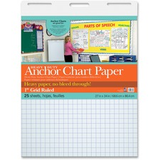 PAC3372 - Pacon Heavy Duty Anchor Chart Paper