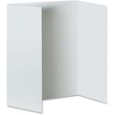 PAC 3887 Pacon Tri-fold 48x36 Foam Presentation Board PAC3887