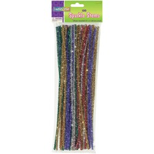 PAC AC711601 Pacon Bendable Sparkle Stems PACAC711601