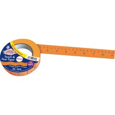 PAC AC9316 Pacon Mind Sparks Teach And Tear Measuring Tape PACAC9316