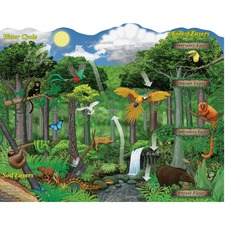 PAC AC9354 Pacon 101-pc Eco Puzzle PACAC9354