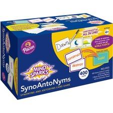 PAC AC9366 Pacon SynoAntoNym Card Game PACAC9366