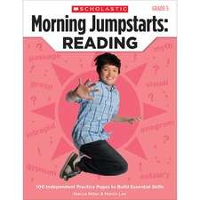 SHS 0545464242 Scholastic Res. Grade 5 Jump Starts Reading Book SHS0545464242