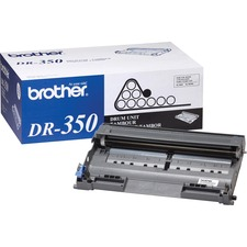 Brother DR350 Replacement Drum Unit - Laser Print Technology - 12000 - 1 Each