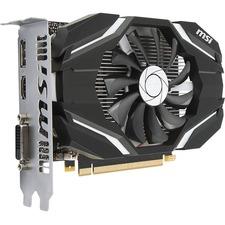 MSI GTX 1050 2G OC GeForce GTX 1050 Graphic Card - 1.40 GHz Core - 1.52 GHz Boost Clock - 2 GB GDDR5 - PCI Express 3.0 x16
