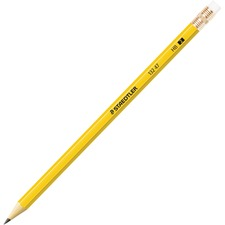 Staedtler Pre-sharpened Woodcased Pencils - #2 Lead - Yellow Barrel - 144 / Box