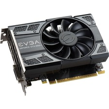 EVGA GeForce 1050 Ti Graphic Card - 1.35 GHz Core - 1.47 GHz Boost Clock - 4 GB GDDR5 - PCI Express 3.0 x16 - Dual Slot Space Required