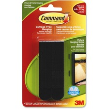 Command Mounting Tape - 4 / Pack