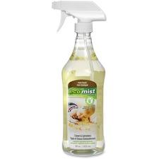 Eco Mist Solutions Carpet Cleaner - Spray - 27.9 fl oz (0.9 quart) - 1 Each