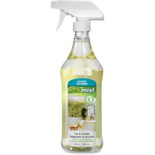 Eco Mist Solutions Shower Cleaner - Liquid - 825 mL - 1 Each