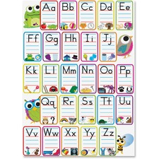 ASH 77006 Ashley Prod. Magnetic Alphabet Calendar Set ASH77006