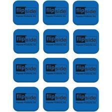 FLP 350306 Flipside Prod. Magnetic Whiteboard Student Erasers FLP350306