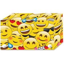 ASH 90353 Ashley Prod. Emoji Design Index Card Holder ASH90353