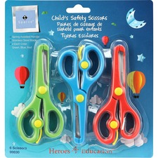 SPR 99830 Sparco Child's Safety Scissors Set SPR99830