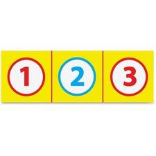 ASH22004 - Ashley Pocket Dice Math Numerals Inserts
