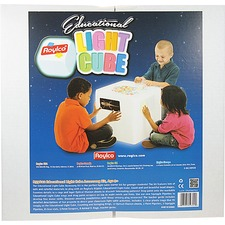 Roylco Educational Light Cube Accessory Kit - Theme/Subject: Learning - Skill Learning: Project - 3+