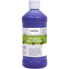 HAN 241040 Handy Art Washable Finger Paint HAN241040