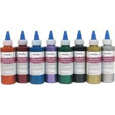 HAN 887144 Handy Art Washable Glitter Glue HAN887144
