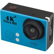 """Pyle SLDV4KBK Digital Camcorder - 2"""" LCD - CMOS - 4K - Blue"""