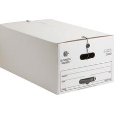 BSN 26747 Bus. Source String/Button Medium Duty Storage Box BSN26747