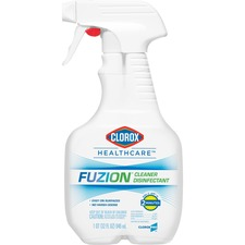 CLO 31478 Clorox Healthcare Fuzion Cleaner Disinfectant CLO31478